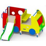 Горка для детей Автомобиль A51