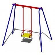 Качали детские металлические B47 для игровой площадки