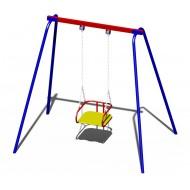 Качали детские металлические B49 для игровой площадки