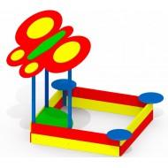 Песочница Бабочка P34 для детской игровой площадки