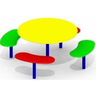 Песочный столик Детство P39 для детской игровой площадки