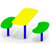 Песочный столик P44 для детской игровой площадки