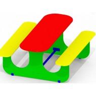 Песочный столик P45 для детской игровой площадки