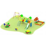 Детская площадка №4
