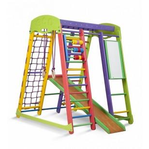Детский игровой комплекс Акварелька