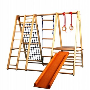 Детский игровой комплекс Малютка-3