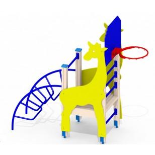 Горка для детей Жираф A57