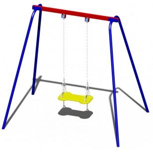 Качали детские металлические B48 для игровой площадки
