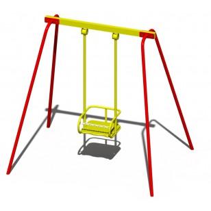 Качали детские металлические B52 для игровой площадки