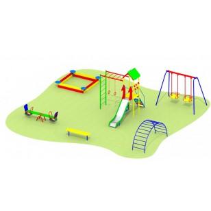 Детская площадка №2