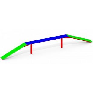 Бревно гимнастическое C78